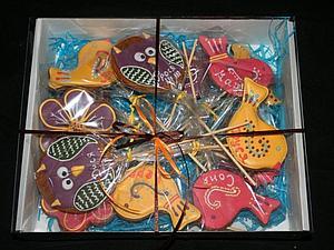 Упаковка пряников | Ярмарка Мастеров - ручная работа, handmade
