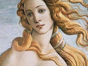 Кто она,прекрасная дама  на картинах Боттичелли?   Ярмарка Мастеров - ручная работа, handmade