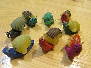 Макаронная армия (развивающее развлечение для ребенка занятой мамы) | Ярмарка Мастеров - ручная работа, handmade