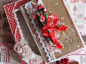 Распродажа Новогодних открыток | Ярмарка Мастеров - ручная работа, handmade