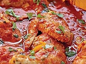 Моя домашняя еда. Рецепт №9. Чахохбили из курицы.   Ярмарка Мастеров - ручная работа, handmade