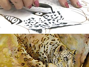 Мастер класс по Батику - распиши свой шелковый платок | Ярмарка Мастеров - ручная работа, handmade
