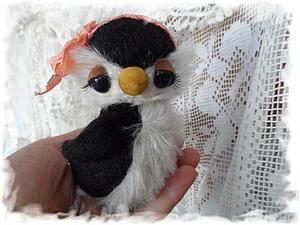 Вылупился пингвинчик | Ярмарка Мастеров - ручная работа, handmade