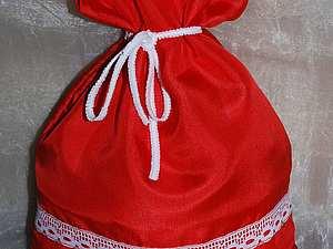 Шелковые подарочные мешочки | Ярмарка Мастеров - ручная работа, handmade