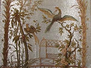 Стеклярусный кабинет из Китайского дворца в Ораниенбауме | Ярмарка Мастеров - ручная работа, handmade