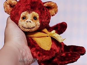 Мастер-класс «Огненная обезьяна — символ 2016 года». Ярмарка Мастеров - ручная работа, handmade.