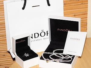 Везу фирменные браслеты Pandora | Ярмарка Мастеров - ручная работа, handmade