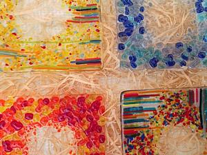 Фьюзинг. Группа для взрослых   Ярмарка Мастеров - ручная работа, handmade