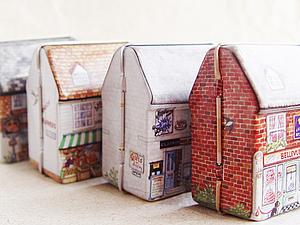 Новые дома в Скрапинске ищут хозяев :) | Ярмарка Мастеров - ручная работа, handmade