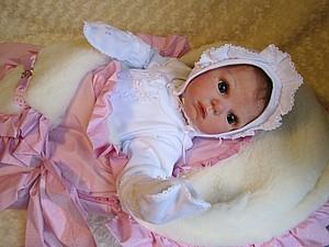 Малышка Лола-куклы реборн Инны Богдановой. | Ярмарка Мастеров - ручная работа, handmade