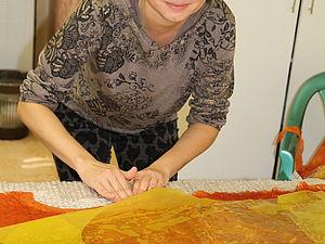 фотоотчет с МК Любы Ворониной вКраснодаре | Ярмарка Мастеров - ручная работа, handmade