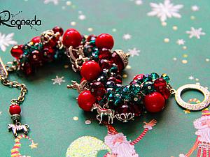Новогодние акции, подарки, отправка и много другое   Ярмарка Мастеров - ручная работа, handmade