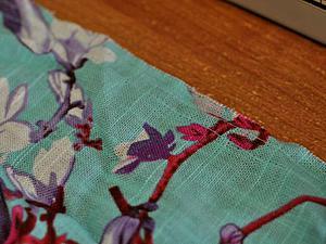 Юбка для тех, кто не умеет шить. Ярмарка Мастеров - ручная работа, handmade.