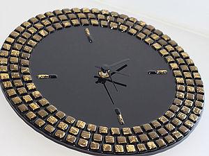 Часы с позолотой .  Скидка !!!   Ярмарка Мастеров - ручная работа, handmade