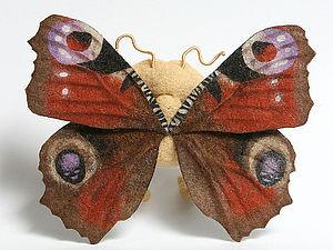 Крылья бабочки в технике