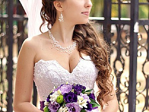 Создаем воздушное и нежное свадебное украшение. Ярмарка Мастеров - ручная работа, handmade.
