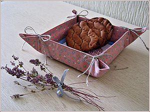 Текстильная конфетница с вышивкой. | Ярмарка Мастеров - ручная работа, handmade