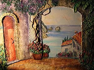 Курс  « Декорирование стен. Создание объемного  панно