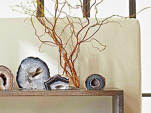 Минералы и природные камни в интерьере.Вдохновение,которое несет природа;) | Ярмарка Мастеров - ручная работа, handmade