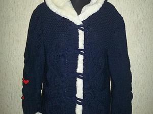 Пополнение коллекции  - утепленное пальто