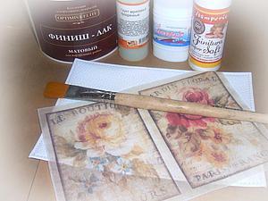 Декорируем кожаную обложку для паспорта | Ярмарка Мастеров - ручная работа, handmade