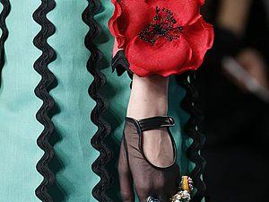 Модные кольца в коллекции Alessandro Michele для Gucci: яркие аксессуары сезона весна-лето 2016. Ярмарка Мастеров - ручная работа, handmade.