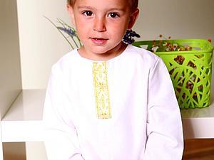 Крестильные рубашки | Ярмарка Мастеров - ручная работа, handmade