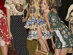 античный мир богов Dolce  Gabbana весна-лето 2014 | Ярмарка Мастеров - ручная работа, handmade