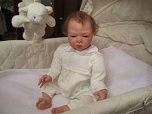 Малыш Димочка - кукла реборн Инны Богдановой | Ярмарка Мастеров - ручная работа, handmade