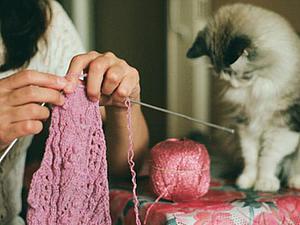 Вязание forever! | Ярмарка Мастеров - ручная работа, handmade
