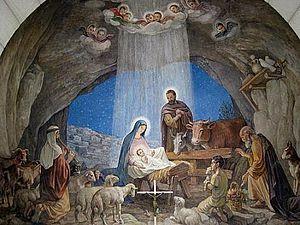 Рождество Христово. | Ярмарка Мастеров - ручная работа, handmade