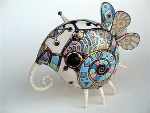Завораживающие скульптуры:)   Ярмарка Мастеров - ручная работа, handmade