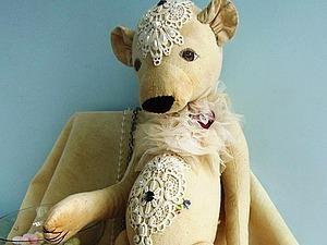 НОВИНКА!!! Большой будуарный мишка Тедди