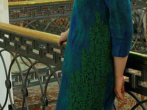 Уроки валяния: работаем с шёлковым префельтом. Ярмарка Мастеров - ручная работа, handmade.
