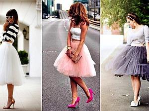 Шопенка, туту, американка: такие разные юбки из фатина. Ярмарка Мастеров - ручная работа, handmade.