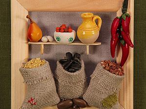 Создаем миниатюры в сельском стиле. Ярмарка Мастеров - ручная работа, handmade.
