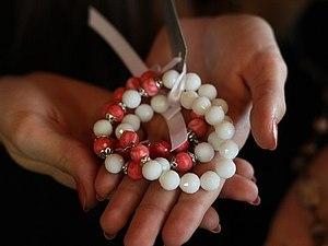 Мастер-класс. Браслеты из натуральных камней. | Ярмарка Мастеров - ручная работа, handmade