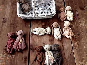 Личное знакомство: Леди Ди и ее мишки. Ярмарка Мастеров - ручная работа, handmade.