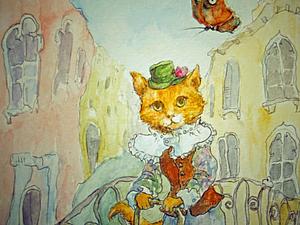 Кошки на аукционе сегодня 27 февраля!!! Ждем в гости! | Ярмарка Мастеров - ручная работа, handmade