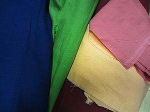 Ткань с крапивой (рами).   Ярмарка Мастеров - ручная работа, handmade
