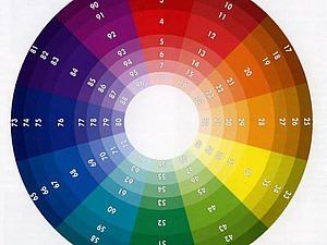 Работа с цветом | Ярмарка Мастеров - ручная работа, handmade