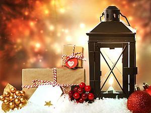 Интересные факты про Рождество   Ярмарка Мастеров - ручная работа, handmade