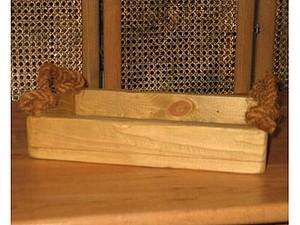 Как сделать оригинальный поднос в технике состаренного дерева своими руками.. Ярмарка Мастеров - ручная работа, handmade.