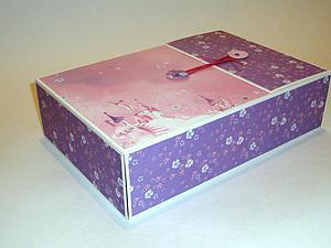 Мастер-класс: делаем коробочку для альбома. Ярмарка Мастеров - ручная работа, handmade.