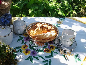 Дачное чаепитие.   Ярмарка Мастеров - ручная работа, handmade