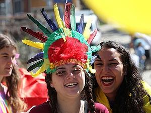 Веселый карнавал Пурим. Ярмарка Мастеров - ручная работа, handmade.