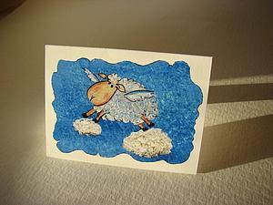 Корпоративные открытки с авторским рисунком | Ярмарка Мастеров - ручная работа, handmade