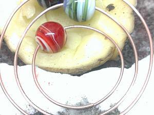 Пайка с защитой вставки, камня или другого паянного шва | Ярмарка Мастеров - ручная работа, handmade