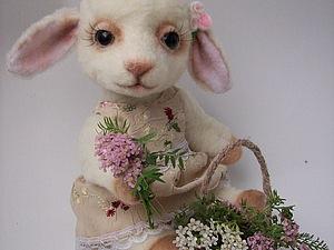 Выкройка овечки Маняши | Ярмарка Мастеров - ручная работа, handmade