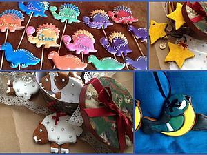 Принимаю заказы на новогодние сувениры! | Ярмарка Мастеров - ручная работа, handmade